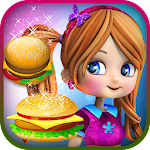 Burger Fever Cooking Game 1.55 Apk