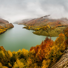 Siriu Lake by Ovidiu Caragea - Landscapes Mountains & Hills (  )