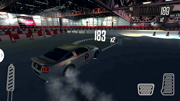 Screenshot of Red Bull Car Park Drift