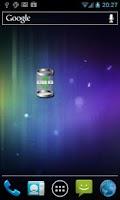 Screenshot of SLW Cache Cleaner Widget