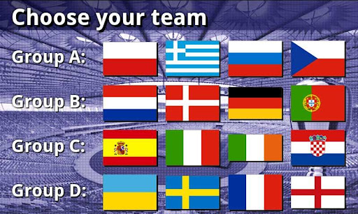 EURO 2012 Game Full