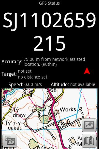 GPS Grid Reference Lite