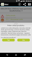 Screenshot of Zdrowe Zakupy