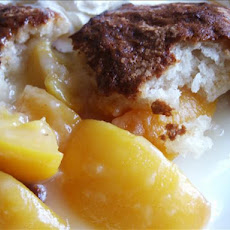 The Lady and Sons Easy Peach Cobbler ( Paula Deen )