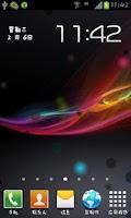 Screenshot of Xperia Z Circle Free&Pro