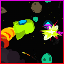 Asteroid Blaster Space Shooter