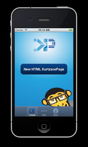 Kurtzac ePage HTML for eBay WP
