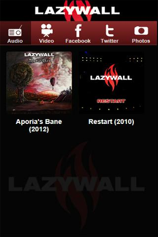 LAZYWALL Mobile