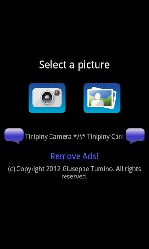Tinipiny Camera Unlocker