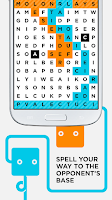 Screenshot of Wordbase – Word Search Battle