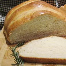 Fresh Herb Bread Machine Bread