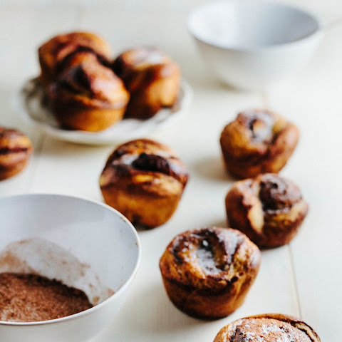 Mexican Chocolate Rolls