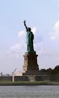 Screenshot of Statue of Liberty Wallpaper