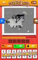 Screenshot of Scratch Quiz