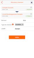 Screenshot of ING Direct France