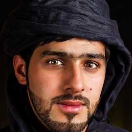 Akif 3 by William Ay-Ay - People Portraits of Men