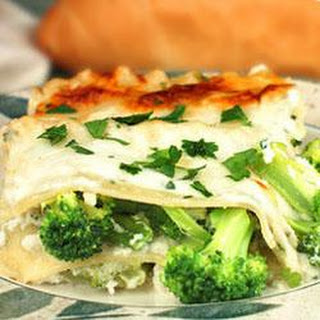 Broccoli Ricotta Lasagna Recipes