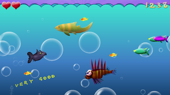 hungry fish games