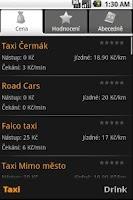 Screenshot of Czech Taxi