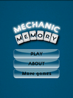Screenshot of Mechanic Memory