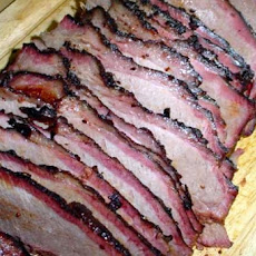 Broken Spoke BBQ Brisket