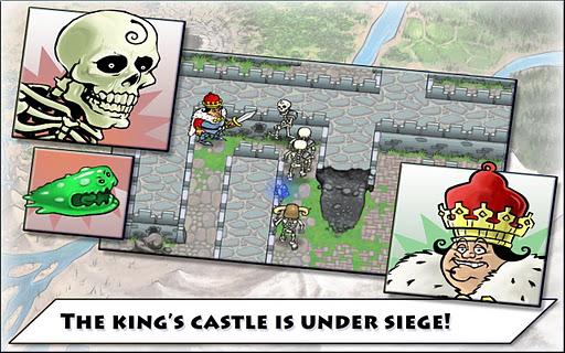 Siegebreaker: castle defense
