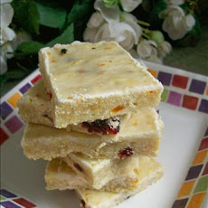 Tangy Surprise Shortbread