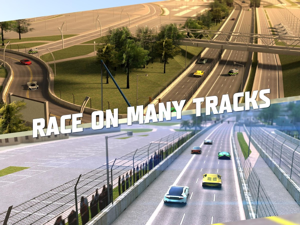 Racing 3D: Asphalt Real Tracks Screenshot 9