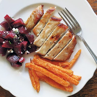 Maple Pork Chops