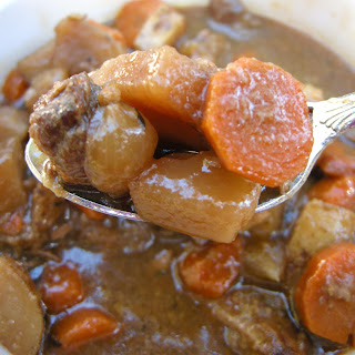 Tomato-less Rustic Beef Stew