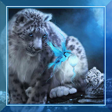 Snow Leopard Sounds LWP