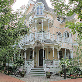Victorian Style by Mill Tal - Buildings & Architecture Homes ( vacation, 2014, summer, resort, house )