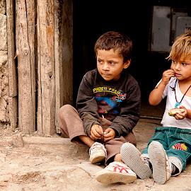 Childhood by Ariseanu Genu - Babies & Children Children Candids