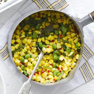 Succotash Without Lima Beans Recipes