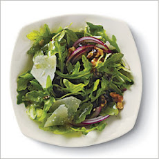 Honey Balsamic-Arugula Salad