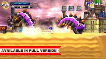 Screenshot of Sonic 4 Episode II THD Lite