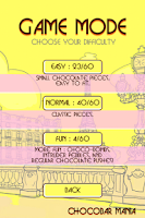 Screenshot of Chocobar Mania Full Free