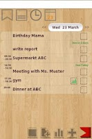 Screenshot of Todo-Calendar-Tracker-Notes