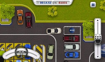 Screenshot of Car Park Challenge