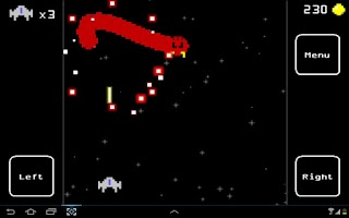 Screenshot of Space Grinder