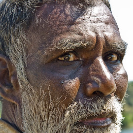 Every face tells a story by Wendy Smith - People Portraits of Men