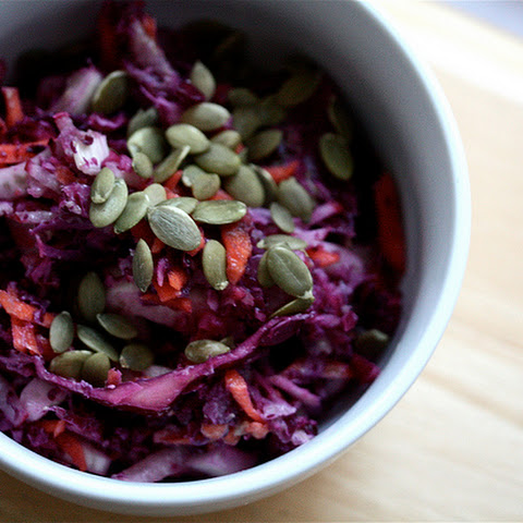 Beet and Red Cabbage Salad