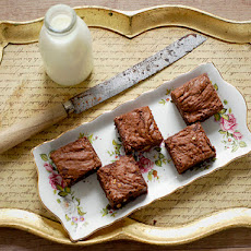 Chocolate Peanut Brownies
