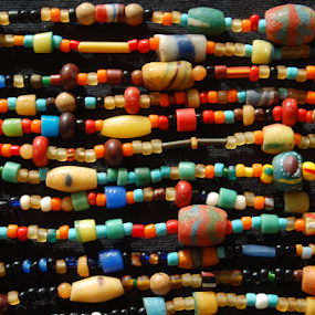 trade beads by Angeline JoVan - Novices Only Objects & Still Life ( african, trade, beads, object, artistic, jewelry )