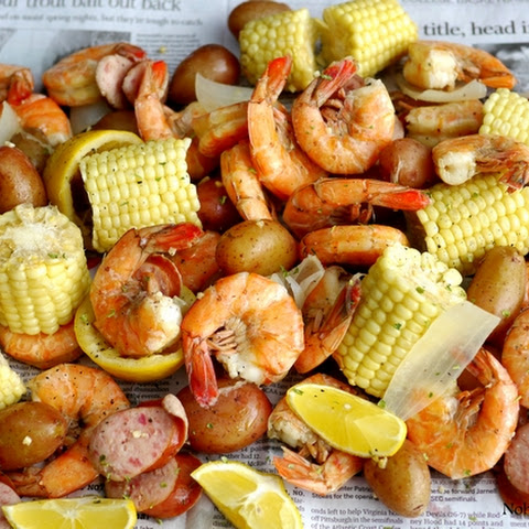 seafood low country shrimp boil 3 low country boil spicy remoulade ...