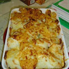 Cheese and Vegetable Bake