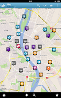 Screenshot of Budapest Travel Guide