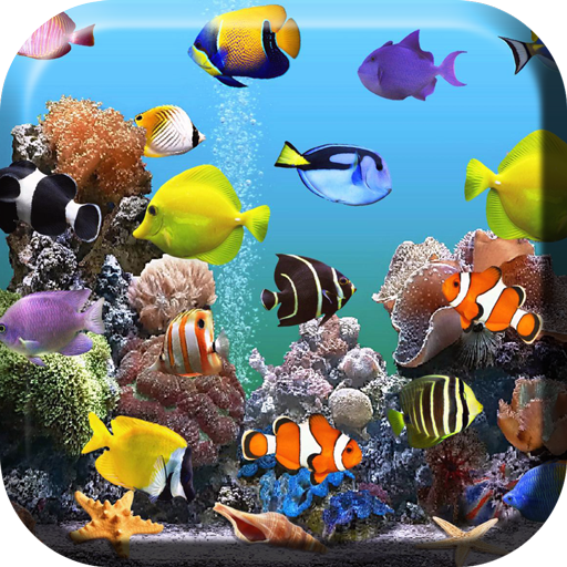 aquarium live wallpaper apk file for android softstribe apps. Black Bedroom Furniture Sets. Home Design Ideas