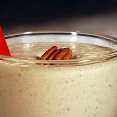 Bourbon Pecan Pie Milk Shake