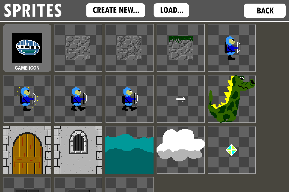 Game Creator Screenshot 3